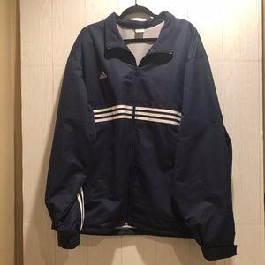 Adidas Men's Zip Up Jacket